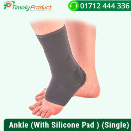ANKLE (WITH SILICONE PAD )(SINGLE)