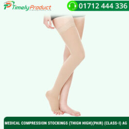 MEDICAL COMPRESSION STOCKINGS (THIGH HIGH)(PAIR) (CLASS-II) AG