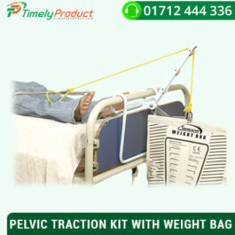 PELVIC TRACTION KIT WITH WEIGHT BAG