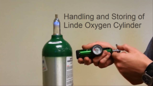 Read more about the article Linde Oxygen Cylinder- Handling and Storing of compressed gas cylinders