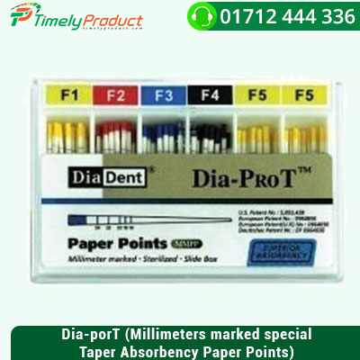 Dia-porT-(Millimeters-marked-special-Taper-Absorbency-Paper-Points)