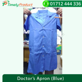 Doctor's Apron (Blue)-1