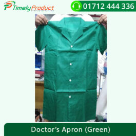 Doctor's Apron (Green)-1