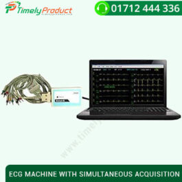 ECG-MACHINE-WITH-SIMULTANEOUS-ACQUISITION