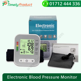 Electronic Blood Pressure Monitor (ARM)