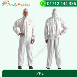 Disposable PPE Coverall Microporous Safety Protective Clothing Suit